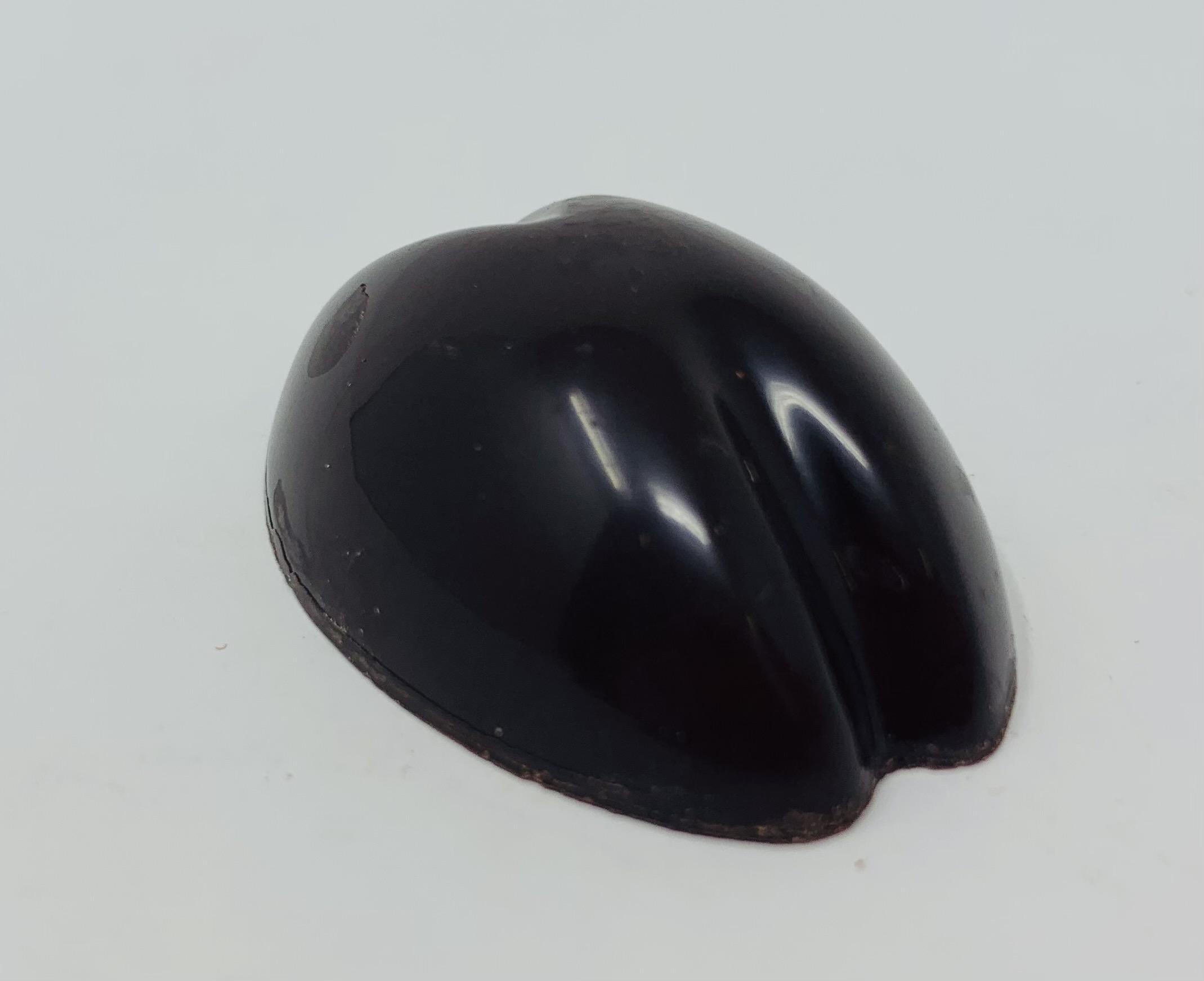 Passionnement caramel coulant passion et chocolat noir