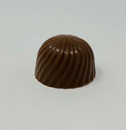 Ganache Grand Marnier chocolat au lait