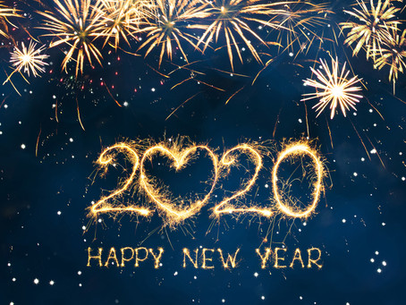 Happy 2020! - Discount Special