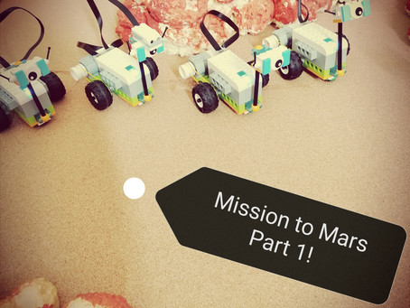 Mission to Mars! From Milo to Perseverance!