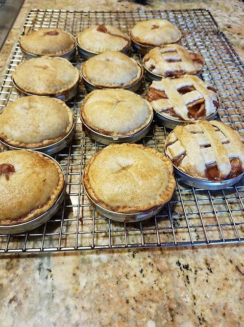 Mini Apple Pies per dozen