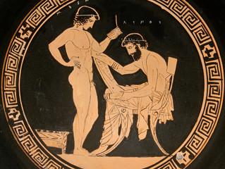 Der Klysmos Stuhl - eine kleine kunsthistorische Abhandlung