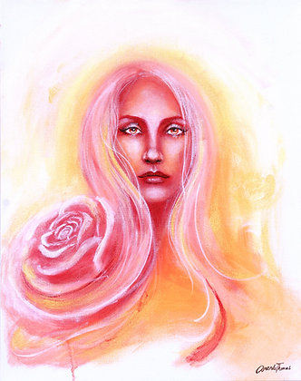 Rose Goddess Original