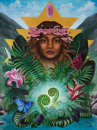 Flora Goddess Original