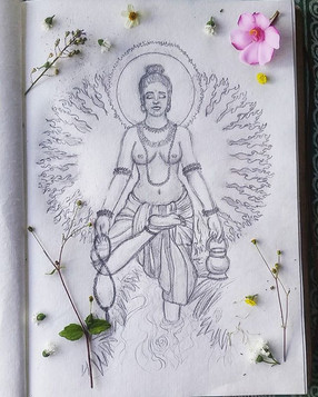 Parvati ~ Goddess of Love & Devotion