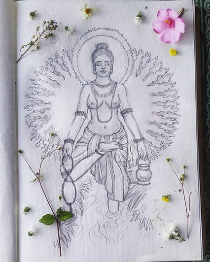 Parvati ~ Goddess of Love & Devotion