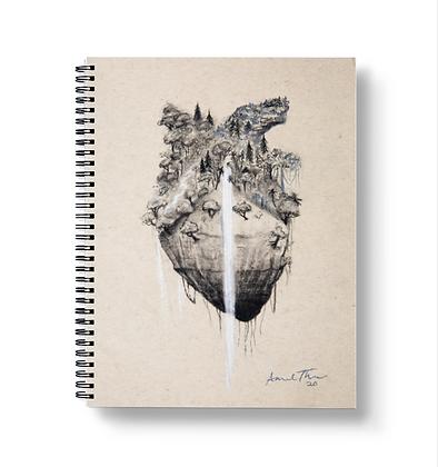 Lush Heart Journal