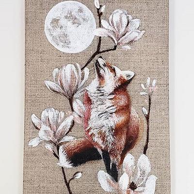 Full Moon Fox