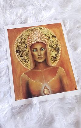 Golden Priestess