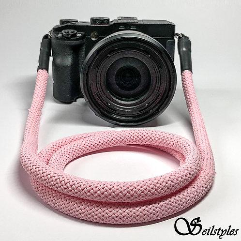 """Kameraseil Trage/Schultergurt für alle Kamerahersteller """"Farbe rosa""""10mm"""
