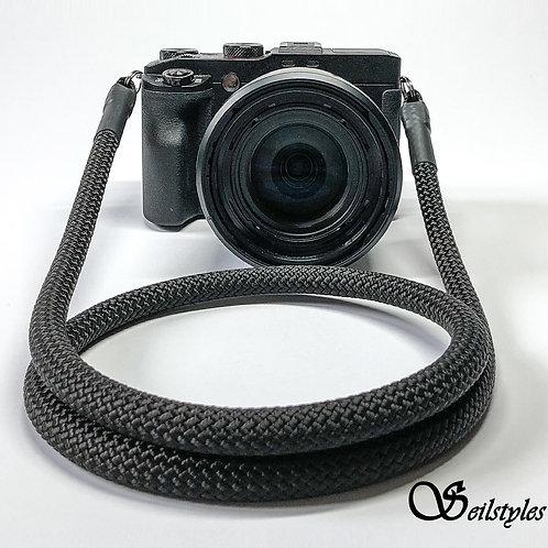 """Kameraseil Trage/Schultergurt für alle Kamerahersteller""""Farbe schwarz""""10mm"""