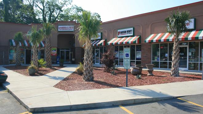 New retail center