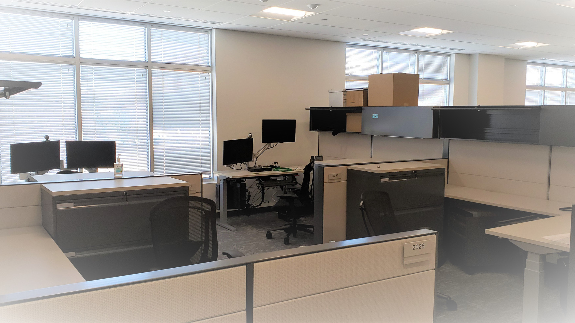 Class A Office Space