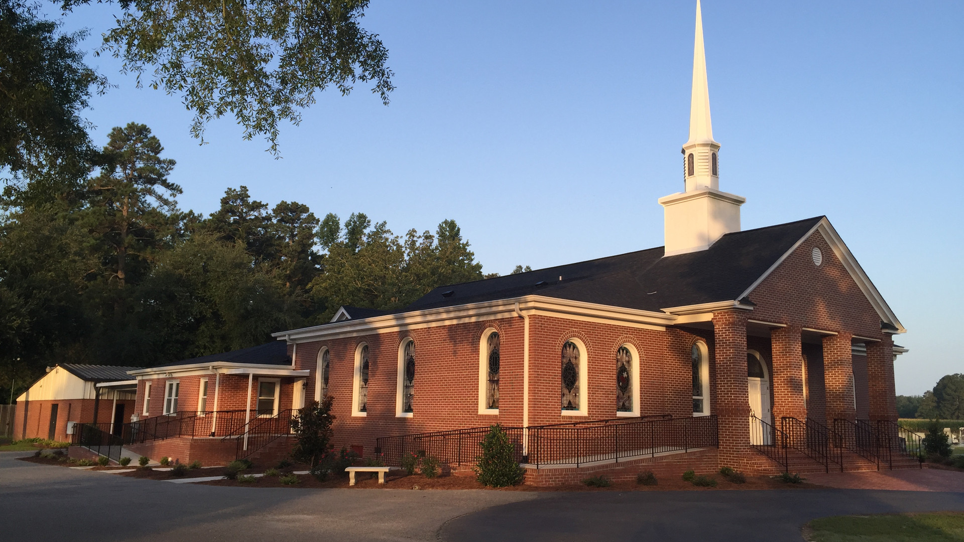 New church addition