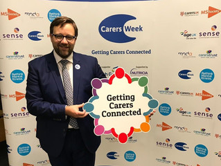 """Carers Are The Glue That Keeps Our Communities Together"", says Ogmore MP"