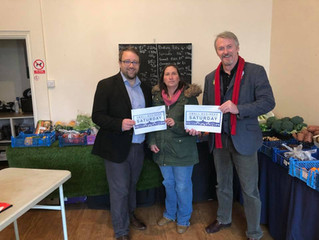 Small Businesses Receive a Boost From Local MP and AM