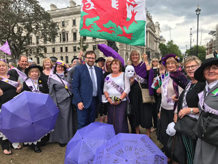 """Government Must Finally Listen To 1950s Women"", says Ogmore MP"