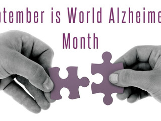 """""""We must end the stigma"""", says Ogmore MP on World Alzheimer's Month"""