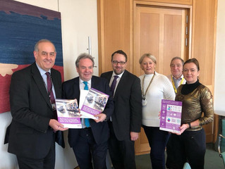Ogmore MP Welcomes Hair Industry Experts to Parliament