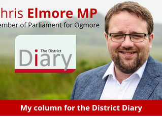 My District Diary Column - February 2019