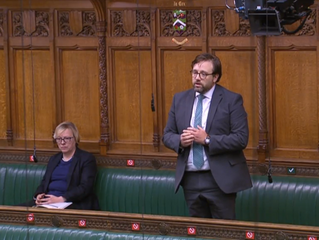 """Now """"the worst time"""" to reduce government scrutiny – Chris Elmore MP"""