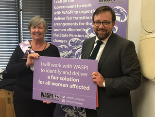 """We Will Continue Fighting For 1950s Women"" – Ogmore MP"