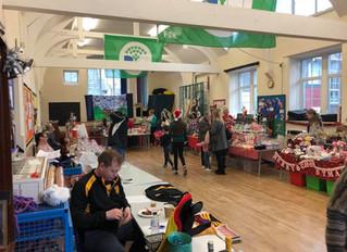 Festive Fun for Local MP in Cefn Cribwr