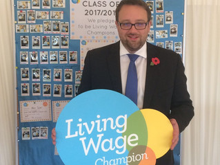 People Need a REAL Living Wage, says Ogmore MP