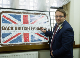 Ogmore MP Backs Welsh Farming as Sector Faces Uncertainty