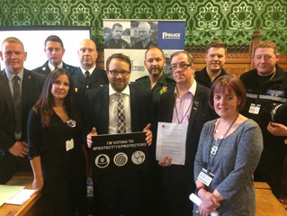 Chris Elmore MP Joins Calls to #ProtectTheProtectors