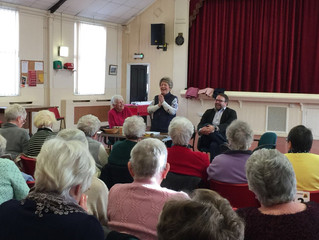 Local MP Talks Brexit With Young At Heart
