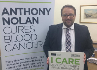 Stem Cell Transplant Recovery Needs Attention, says Ogmore MP