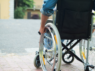 """Disabled People are Being Failed - The Time for Action is Now"", says Chris Elmore MP"