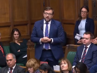 Ogmore MP Tackles Prime Minister on Spike in Scams Targeting the Elderly