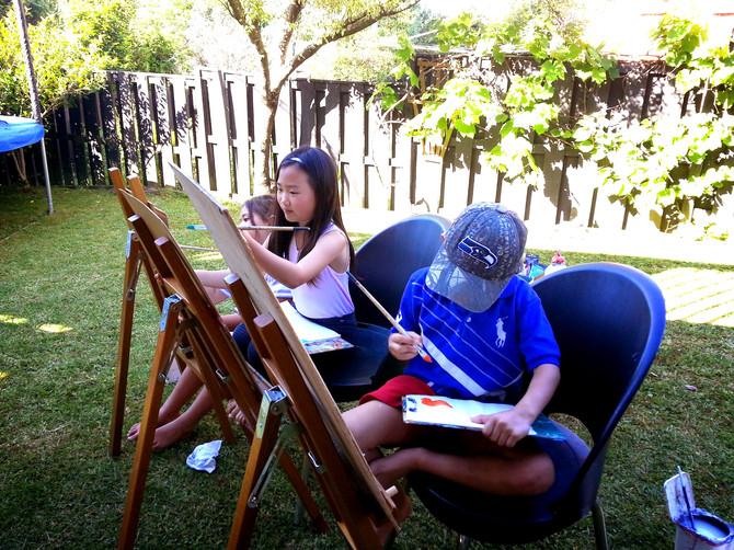 Benefits of Kids Art Classes