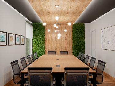 Sala de Reunião Presidencial