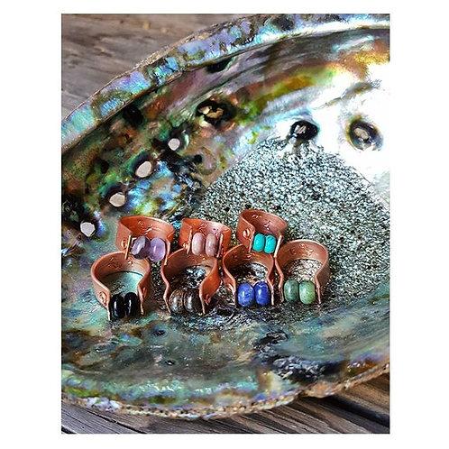 Copper Ring w/ Stone
