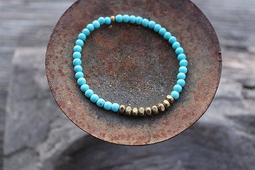 Howlite Mini Bracelet