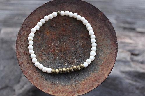 Bone Mini Bracelet