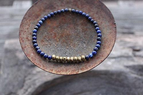 Lapis Mini Bracelet