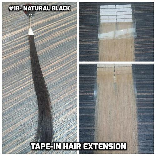 #1B- Natural Black