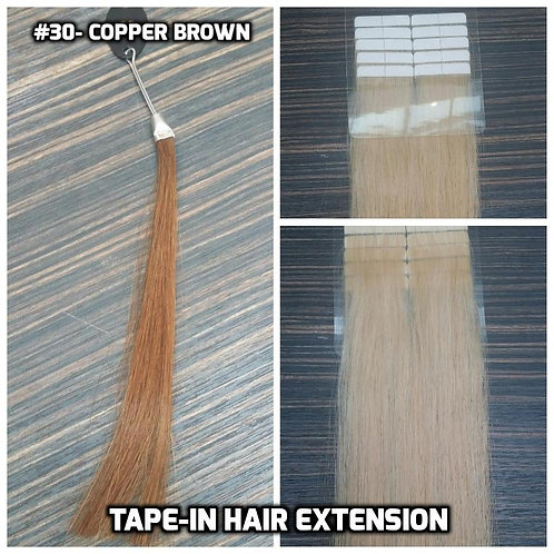 #30- Copper Brown