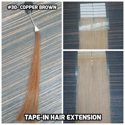 #30- Copper Brown
