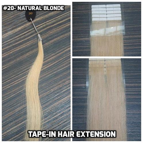 #20- Natural Blonde