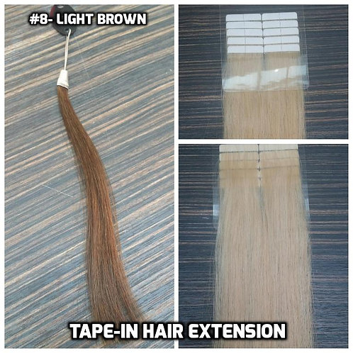 #8- Light Brown