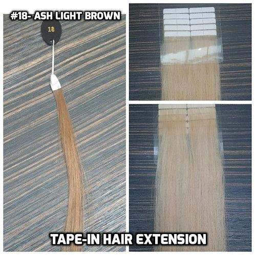 #18- Ash Light Brown