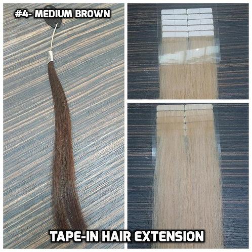 #4- Medium Brown