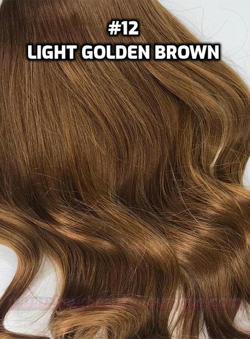 Halo-wire #12-Light Golden Brown
