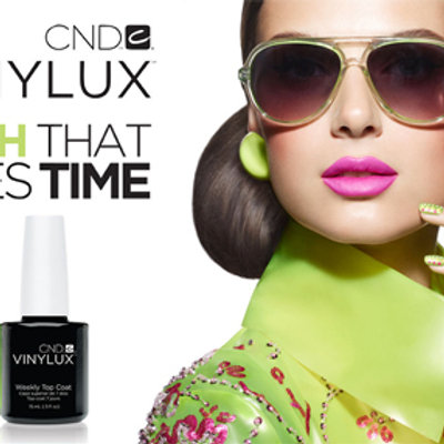 Vinylux by CND