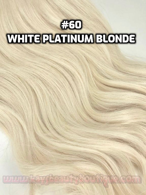 Flip-in(HALO) #60-White Platinum Blonde